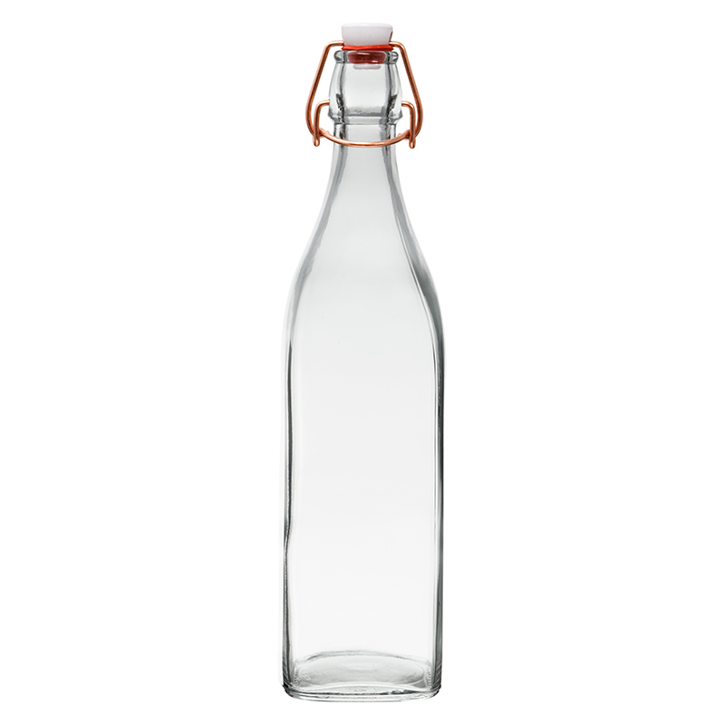 Bormioli Rocco Swing-Top Bottles – Down To Earth Natural Living